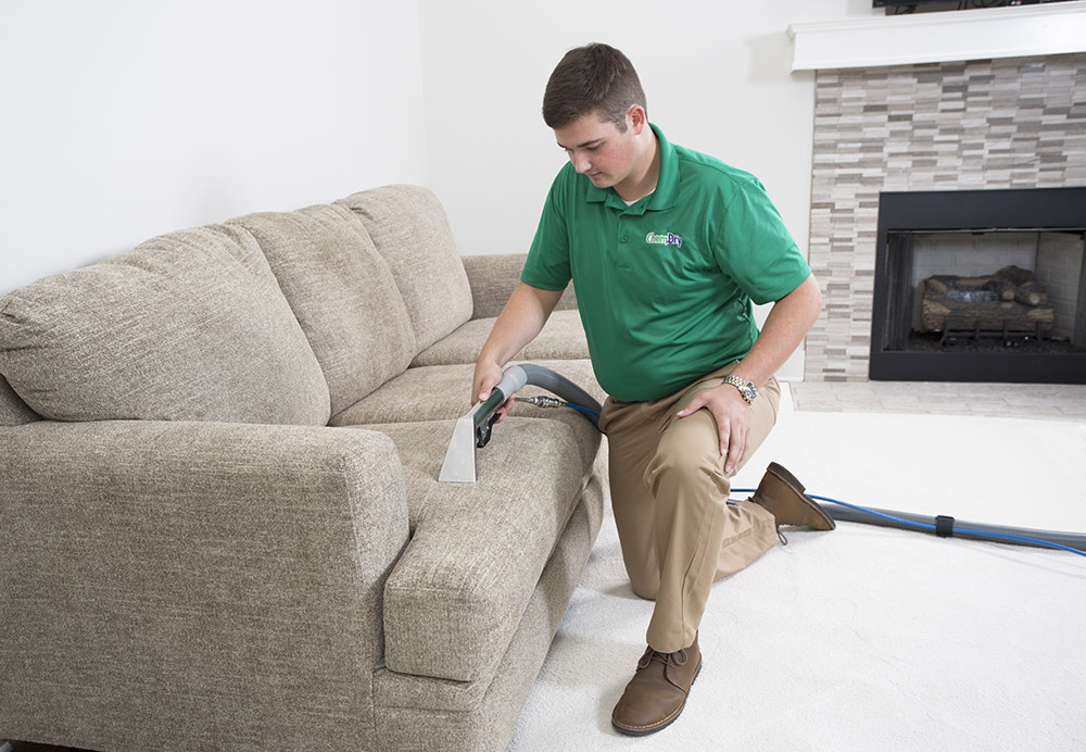 upholstery cleaning rochester